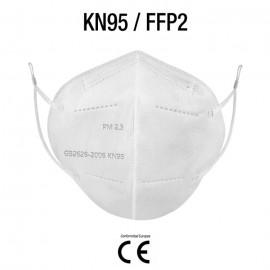 Mascarilla Kn95 Ffp2 Pack 5