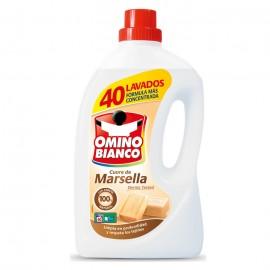 Detergente Omino Bianco 40 Lavados