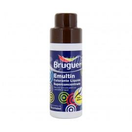 Colorante Líquido Emultín Bruger 50ml Pardo